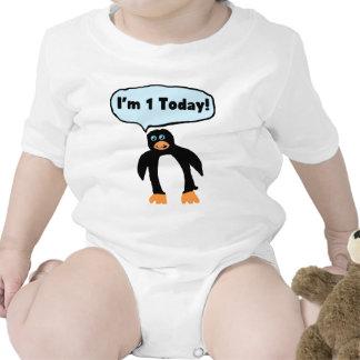 Je suis des vêtements de 1 aujourd hui bébé de bodies pour bébé