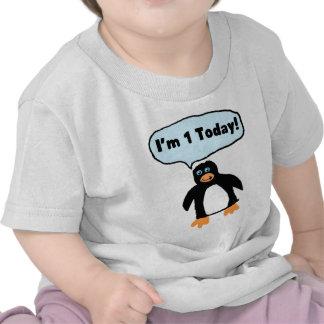 Je suis des vêtements de 1 aujourd hui bébé de