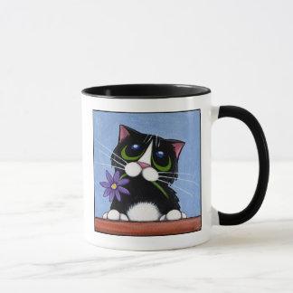 Je suis désolé - tasse de chat