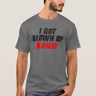 Je suis devenu enflé par Sandy - T-shirt de Sandy