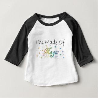 Je suis fait en magie t-shirt pour bébé