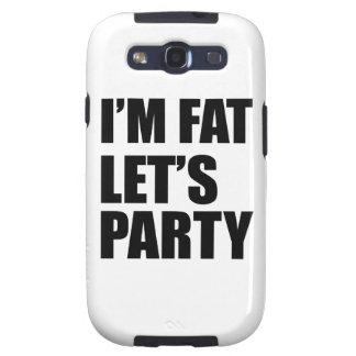 Je suis gros nous ai laissés Party