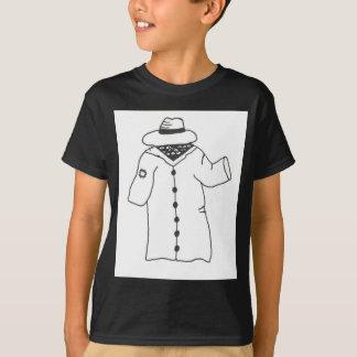 Je suis humain-- Vraiment ! T-shirt