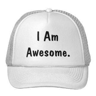 Je suis impressionnant casquettes de camionneur