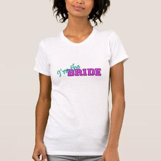 Je suis la jeune mariée t-shirts