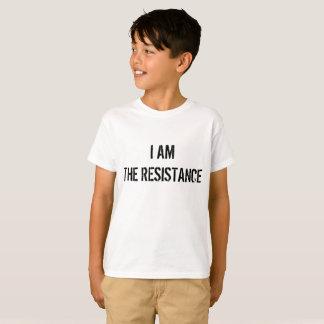 JE SUIS LA RÉSISTANCE, ** DES ENFANTS ** TEE - T-SHIRT