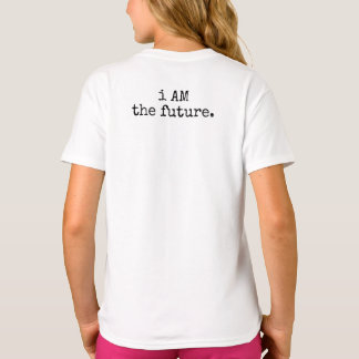 je SUIS l'avenir. T-shirt d'enfant