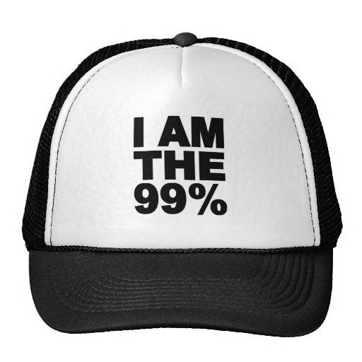 Je suis le 99% (occupez Wall Street) Casquette