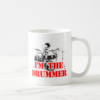 Je suis le batteur mug