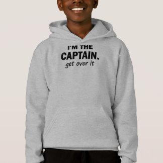 Je suis le capitaine. Obtenez au-dessus de lui -
