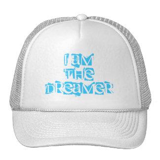 Je suis le chapeau de camionneur de rêveur casquette de camionneur