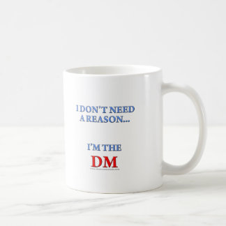 Je suis le DM Mug