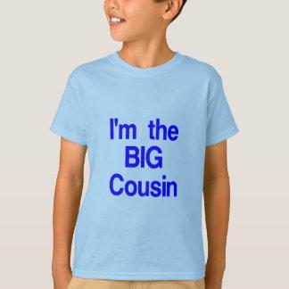Je suis le grand T-shirt de cousin - garçon