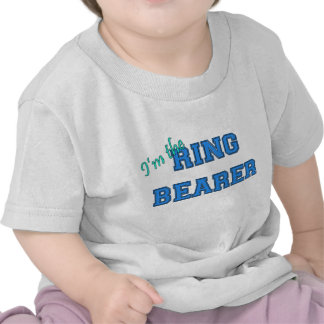 Je suis le porteur d'alliances t-shirt