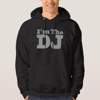 Je suis le sweat - shirt à capuche du DJ Sweatshirts Avec Capuche
