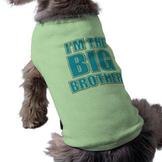 Je suis le T-shirt de chien de frère T-shirt Pour Chien