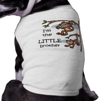 Je suis le T-shirt de chien de petit frère T-shirt Pour Chien