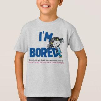 Je suis le T-shirt des enfants ENNUYÉS, dos