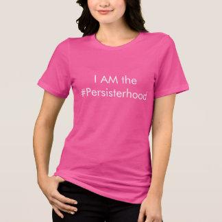 """""""JE SUIS le T-shirt rose des femmes du"""