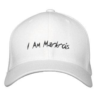 Je suis Markrois Casquette Brodée