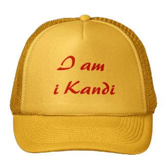 Je suis moi Kandi Casquette Trucker