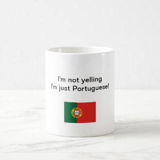 """""""Je suis ne hurlant pas moi suis simplement Mug"""