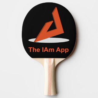 Je suis palette de ping-pong raquette tennis de table