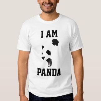 JE SUIS PANDA T-SHIRT