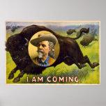 Je suis prochaine - Buffalo Bill Cody - annonce vi Posters
