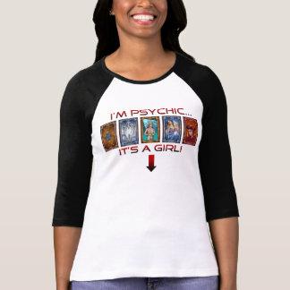 Je suis psychique - fille t-shirt