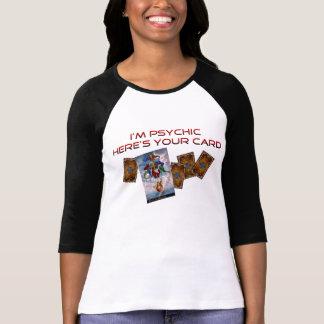 Je suis psychique t-shirt