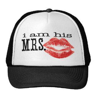 Je suis sa Mme Casquette De Camionneur