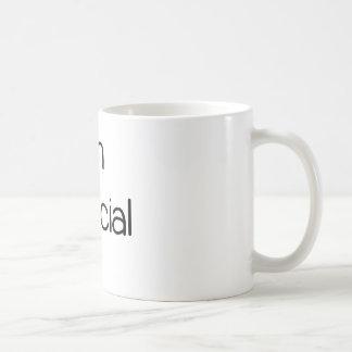 Je suis Special.png Mug Blanc
