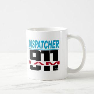Je suis substance de 911 logos pour le feu, SME, Mug