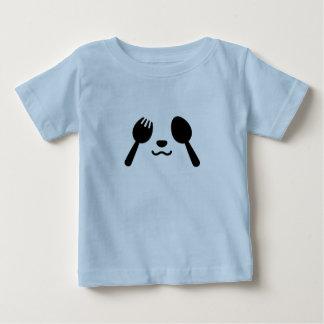 Je suis sur le régime de Pandalicious T-shirt Pour Bébé