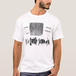 Je suis T-shirt de Frankie Scrapmetal