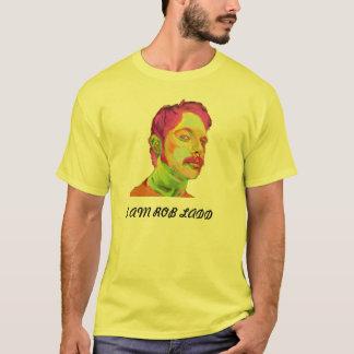 JE SUIS T-shirt de milieu de ROB LADD