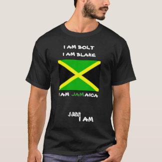 Je suis T-shirt d'Usain Bolt Blake Jamaïque