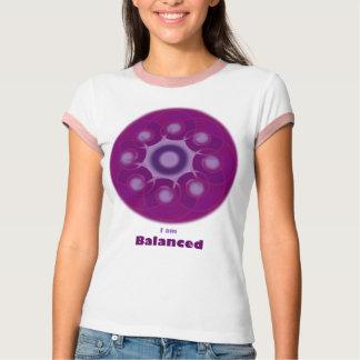 Je suis T-shirt équilibré