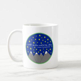 Je suis tombé amoureux de la tasse d'étoiles