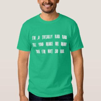 Je suis totalement un papa de rad t-shirt