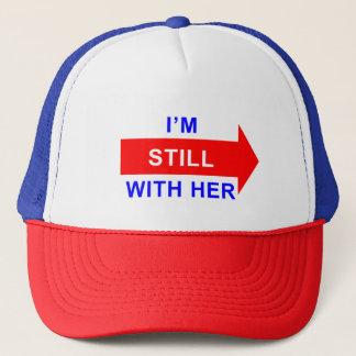 Je suis TOUJOURS avec son casquette
