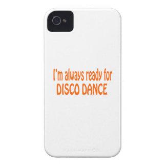 Je suis toujours prêt pour la danse de disco étui iPhone 4