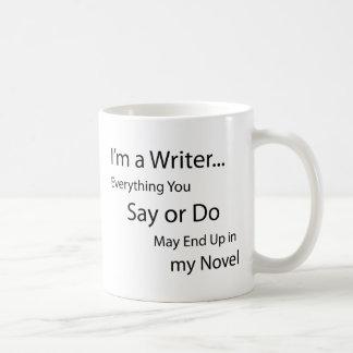 Je suis un auteur… mug