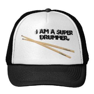 Je suis un batteur superbe casquettes de camionneur