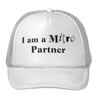 Je suis un casquette micro d'associé