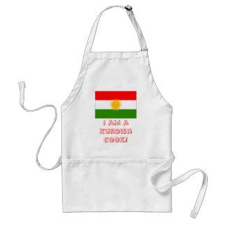 Je suis un cuisinier kurde ! tablier