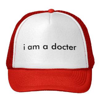 je suis un docter casquette