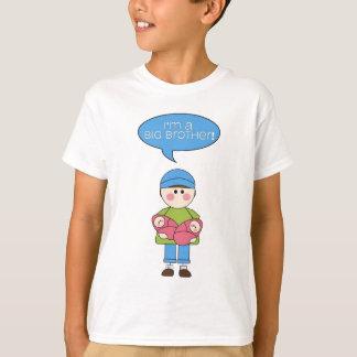 je suis un frère ! (soeurs jumelles) t-shirt