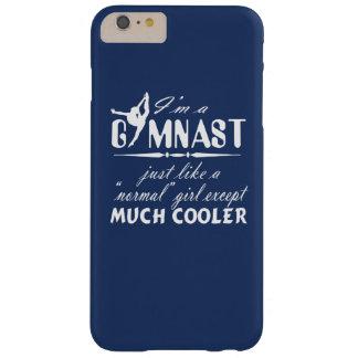 Je suis un gymnaste coque barely there iPhone 6 plus